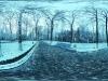 bishkek-park-winter-scene