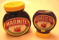 Marmite Jars