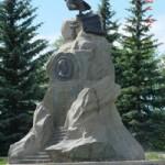 The Prezhervalsk Memorial in Karakol