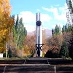 The War Memorial in Karakol