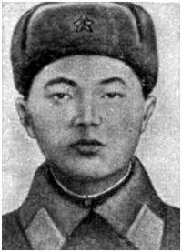 Duishenkul Shopokov - one of the 28 Panfilovetz - Hero of the Soviet Union