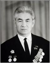 Kazy Dikambaevich Dikambaev in his heyday