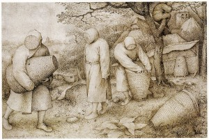 The Beekeepers, 1568, by Pieter Bruegel the Elder