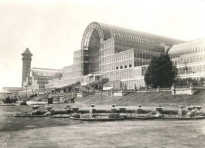 Chrystal Palace in 1910